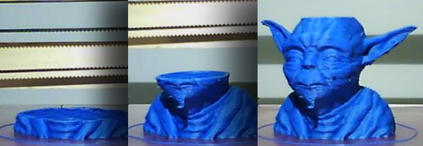 3D Printing Time Lapse Videos