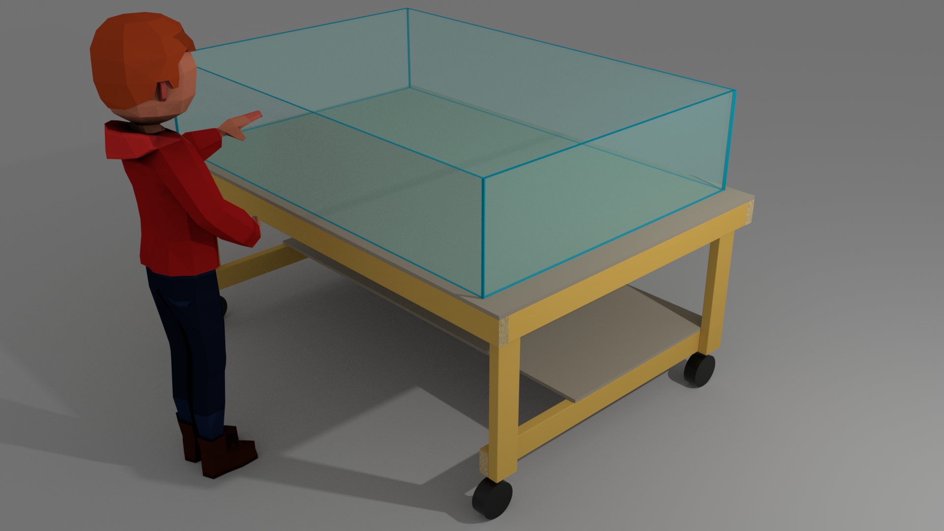 Lasersaur table