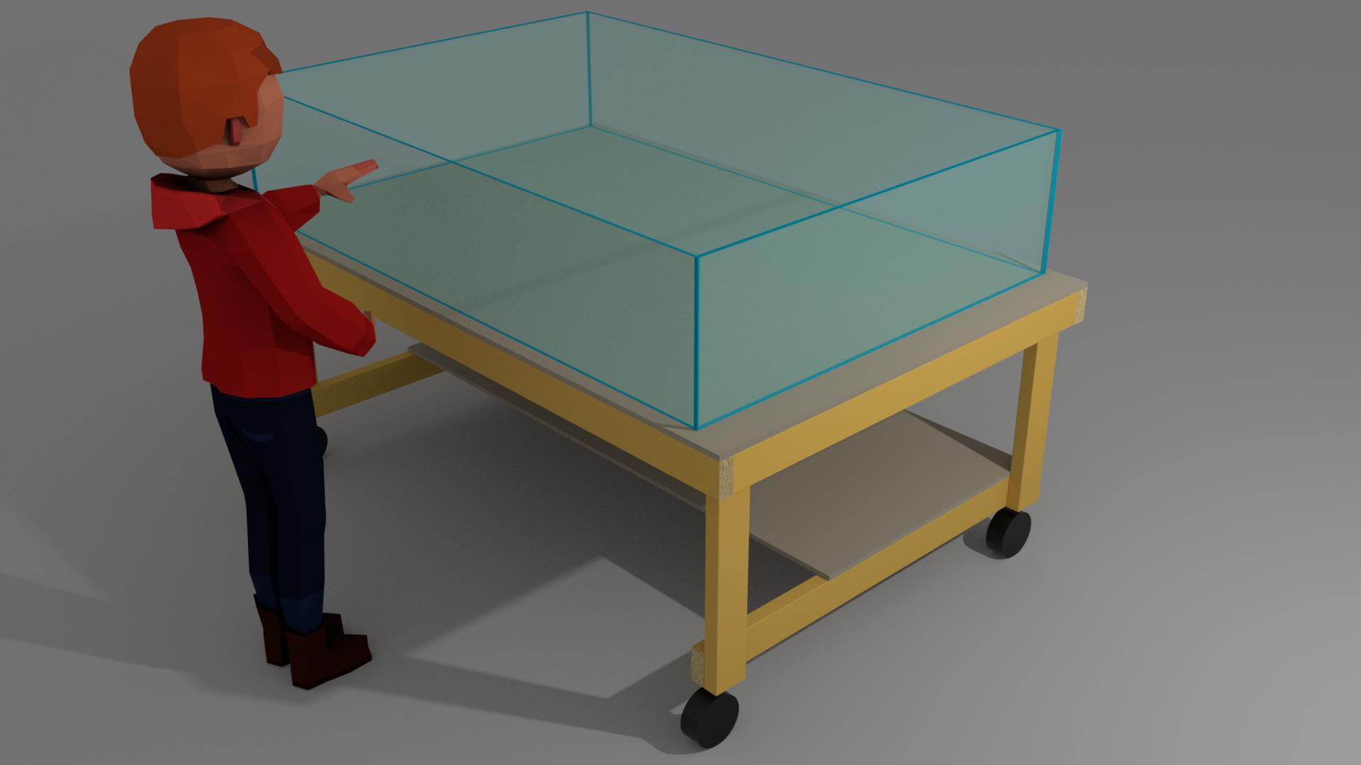 Lasersaur table